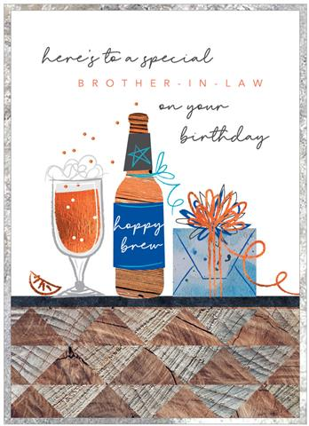 bother-in-law birthday