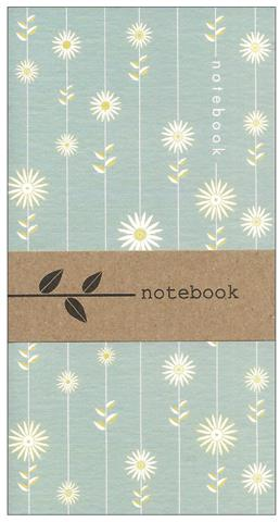 daisy lines, notebook