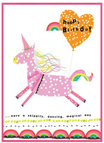 happy birthday, unicorn